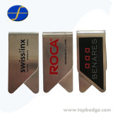 Promotional Gift Custom Logo Paper Clips Cheap Bookmarks Metal Clips