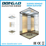 Vvvf Passenger Home Observation Panoramic Villa Glass House Sightseeing Golden Elevator with Good Price