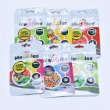 Wholesale Price Smell Proof Food Grade Packing Plastic Bags Medibles