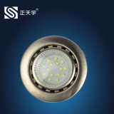 Round Embedded Installaion LED Cabinet Lamp for Wardrobe