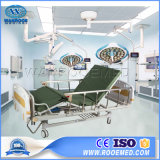Medical Multifunction Surgical Manual 2 Crank Adjustable ICU Room Hospital Patient Nursing Sofa Bed Equipment