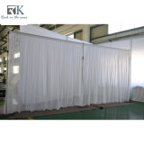 Aluminum Portable Fancy Cheap Wedding Stage Pipe and Drape Rental