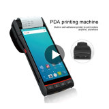 Bluetooth WiFi Portable 5.5inch Ticket Thermal Mobile PDA Printer Label Printer