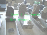 Granite Monuments Tombstone for Europe Styles G603/Black/Black Galaxy/Pink/Green