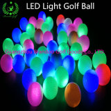 Special Golf Souvenir Products Lighting with LED Chip Golf Ball