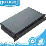48 Cores Simplex Terminal Fiber Optic Distribution Panel