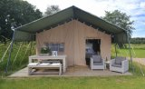 Safari Tent 8X12m for Your Family Vacation or Outdoor Hotel