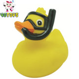 Phthalate Free Summer Baby Toys Cute Plastic Diving Rubber Duck
