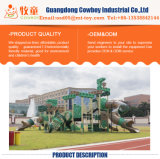 Kids' Plastic Climbing Equipment for Outdoor Playground