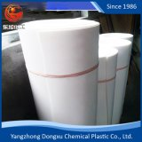 High Temperature Resistance White 100% Virgin PTFE Teflon Sheet Natural Color Teflon PTFE Sheet