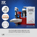 a PU Casting Mapolyurethane Machine/Cheap PU Air Filter Foaming Machine with Good Quality/PU Foam Injection Machine/PU Foam Making Machine/Polyurethane Machine