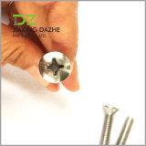 Stainless Steel Screw Oval Countersunk Head Machine Screw