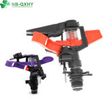 Agriculture Red, Blue, Purple Adjustable 360 Sprinkler with Smart Water Impact