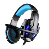 G9000 3.5mm Game Gaming Headphone Headset Earphone with Mic LED Light (Amazon Best Selling)