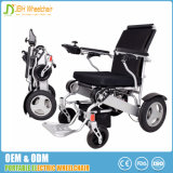 Aluminum Power Wheelchair with Lithium Battery