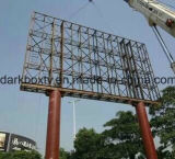 +80degree High Temperature Material Outdoor LED Display in Popular Saudi Arab Africa Mexico
