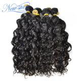 Brazilian Natural Wavy Human Virgin Hair for Black Women