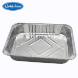Cheap Price 8011 Food Grade Restaurant Aluminum Foil Food Tray Price