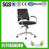 Office Black Mesh Fabric Chrome Leg Chair (OC-78)