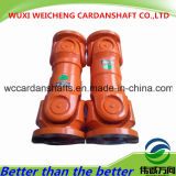 Rubber and Plastic Machinery Designed by Type SWC Cardan Shaft