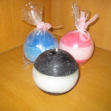 Gift Ball Candle for Home Decoraton Festival