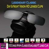 0103 Unisex Myopia Glasses & Sunglasses PC Lenses Clips