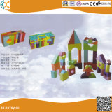 Creative Safe Soft Bright Color EVA Foam Building Blocks for Children