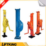 Liftking Brand High Quality Manual Mechanical Steel Jack