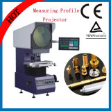 Portable High Precision Horizontal Profile Projector with CNC System