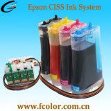 (T2531-T2534) 4 Colors Ink System for Epson Wf-3620 Wf-3640 Wf-7610 Wf-7620 CISS