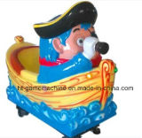 Coin Operated Game Machine Indoor Playground for Kiddie Ride