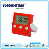 New Product Magnet LCD Alarm Clock with EXW Price
