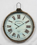 New Design Antique Decoration Metal Wall Clock