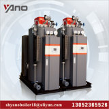 Steam Boiler for Alcohol Distillation 500kg/Hr Diesel Fired Steam Boiler