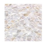 3D Splicing Mother of Pearl Shell Mosaic Tiles for Dining Room, Bedroom, Living Room Decoration