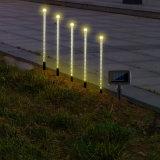 LED Meteor Light Solar Meteor Shower Light Chain Outdoor Festival Lighting Landscape Street Hanging Tree Web Celebrity Decorative Lights