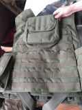 Multi-Pockets Military Green Tactical Outdoor Travelling Quick-Release Vest