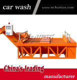 Mining Construction Site Use Automatic Truck Wheel Washer