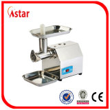 Electric Meat Mincer for Commercial Kitchen Stainless Steel Grinder Ce