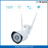 1080P Motion Detective Wireless IP Camera with Ce FCC RoHS Red