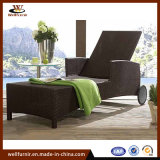 Well Furnir China Wholesale Outdoor Daybed Rattan Furniture (WF-330)