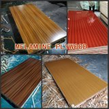 High Quality of Furniture Grade Lamated Warterpoof Melamine Plywood