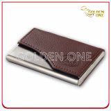 Promotion Hot Sale PU Leather Name Card Holder