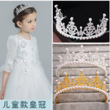 Wholesale Cheap Women Girls Ballet Dance Wear Crystals Tiaras and Crowns