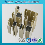 Aluminium Extrusion Extruded Profile for Window Casement Sliding Door Anodized Powder Coating