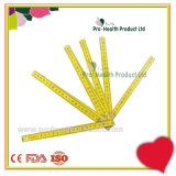 200cm 10 Folds Promotional Custom Wooden Rivet Folding Ruler