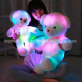 LED Teddy Bear Stuffed Animals Plush Toy Colorful Glowing Teddy Bear