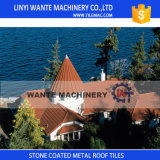 All Over The World Popular Colorful Stone-Coated Steel Roofing Tile