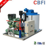 Flake Ice Machine for Cooling Water