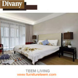 Teem latest Wooden Double Furniture Design Bed